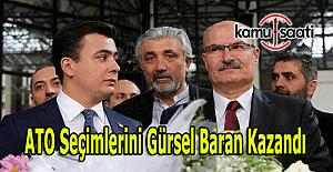 ATO Başkanı Gürsel Baran oldu -...