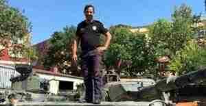 Beşiktaş'da saldırısındaki şehit polisten yürek burkan istek