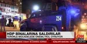 CNN Türk, HDP'den özür diledi
