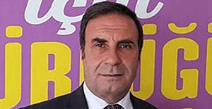 HDP'li Mehmet Emin Adıyaman gözaltına alındı
