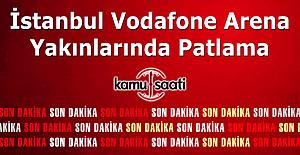 İstanbul Beşiktaş#039;taki patlamada...