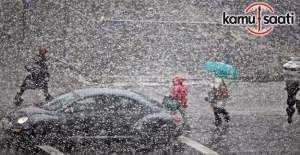 Meteoroloji#039;den bazı illerimiz...