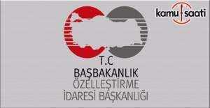 Özelleştirme İdaresi, ihaleleri Türk lirası ile yapacak