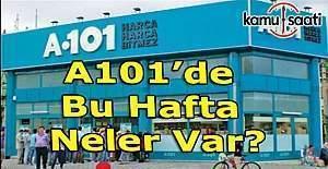 A101 26-28-30 Ocak 2017 Aktüel Kataloğu
