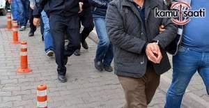 Ankara'da adliye personellerine FETÖ operasyonu