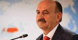 Bakan Müezzinoğlu'ndan sağlık personeli alımı için açıklama