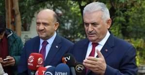 Başbakan'dan CHP'ye sert 'Devlet Bahçeli' cevabı