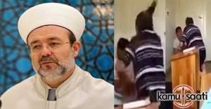 DİB'ten Kur'an kursundaki dayakla ilgili açıklama