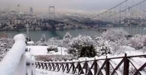 İstanbul#039;a yine kar geliyor