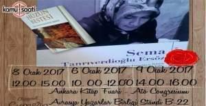 Kamusaati yazarlarımızdan Sema Tanrıverdioğlu Ersöz'ün imza günü