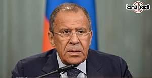 Lavrov açıkladı: ABD'de davet edildi!