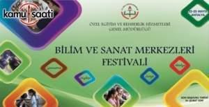 MEB'den Bilim ve Sanat Merkezleri Festivali