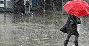 Meteorolojiden 4 il için sağanak yağış uyarsısı
