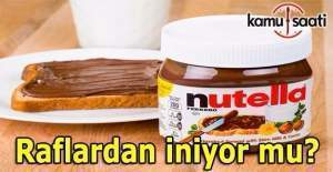 Nutella'da kanserojen yağ çıktı iddiası- Raflardan iniyor mu?