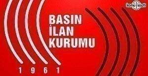 Basın İlan Kurumu Genel Kurul Üyeliğine, Lütfullah Göktaş yeniden görevlendirildi