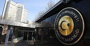 Dışişleri Bakanlığından Kurz'un açıklamalarına tepki