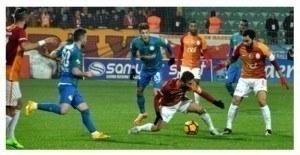 Galatasaray'da puan kaybı devam ediyor
