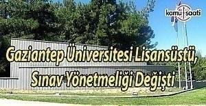 Gaziantep Üniversitesi Lisansüstü...