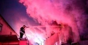 Müjdat Gezen Sanat Merkezi'ndeki yangına soruşturma