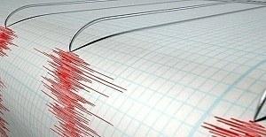Son depremler- Çanakkale'de 3.6 büyüklüğünde deprem oldu