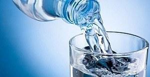 Su içerken dikkat, zamanı önemli