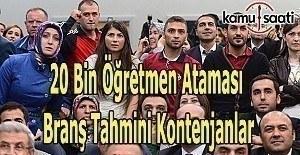 bŞubat 2017 Öğretmen Atamaları -.../b
