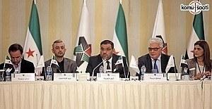 Suriyeli muhalifler rejimle #039;doğrudan...