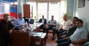 Zonguldak Şube Başkanı Sadettin Dede'den 'eğitimdeki sorunlara' yönelik açıklama