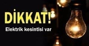 30 Mart İstanbul'un 8 ilçesinde elektrik kesintisi yaşanacak