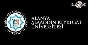Alanya Alaaddin Keykubat Üniversitesi...