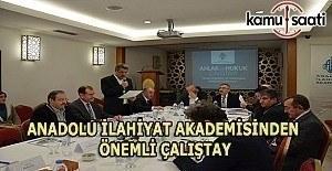 Anadolu İlahiyat Akademisinden, İslam...