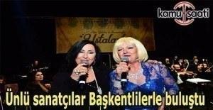 Ankara'da Yıldız Geçidi