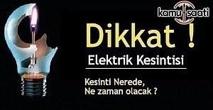 BEDAŞ: ''İstanbul'da 11 iilçede elektrik kesintisi''