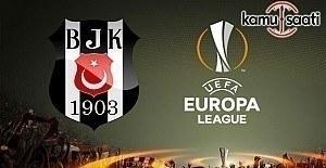 Beşiktaş'ın Uefa Avrupa Ligi Çeyrek Final Rakibi ve kura çekimi