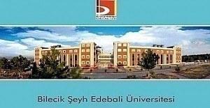 Bilecik Şeyh Edebali Üniversitesi...