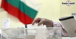 Bulgaristan'da 5 siyasi parti parlamentoya girdi