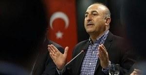 Çavuşoğlu'ndan Halkbank açıklaması