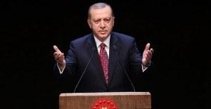 Erdoğan'dan Avrupa'nın 'gazeteci' listesi için sert açıklama