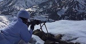 Hakkari'de terör operasyonu, 19 terörist etkisiz