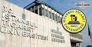 İstanbul Ticaret Üniversitesi Önlisans...