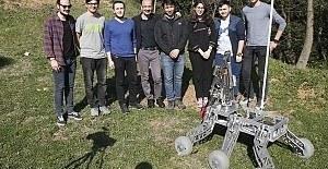 İTÜ Rover Takımı, insansız kara aracı üretti