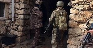 Mardin#039;de PKK operasyonu, 2 terörist...