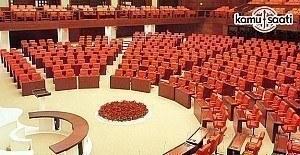 Meclis çalışmalarına ara verdi