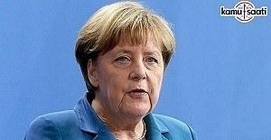 Merkel, AB üyeliği için referandumu beklemeliyiz dedi