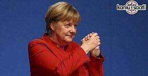 Merkel'den açıklama!