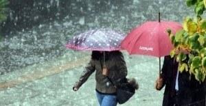 Meteoroloji#039;den 5 ile yağış...