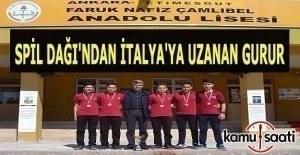 Oryantring Türkiye 1.#039;si Faruk...