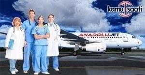 Sağlık çalışanlarına bayram müjdesi! İndirimli uçacaklar