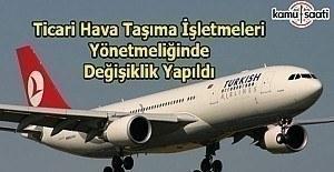 Ticari Hava Taşıma İşletmeleri...