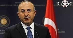 Türkiye artık Türkiye'den büyüktür, Bakan Çavuşoğlu açıkladı